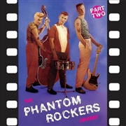 "SHARKS - PHANTOM ROCKERS, PT. 2 (10"")"