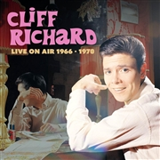 RICHARD, CLIFF - LIVE ON AIR 1966-1970 (2CD)