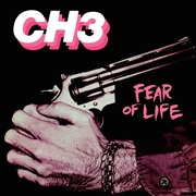 CHANNEL 3 - FEAR OF LIFE (BLACK)