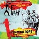 "CLASH - ENOUGH ROPE? (2X10"")"