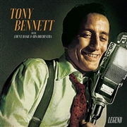 BENNETT, TONY - LEGEND