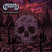 CONAN - LIVE AT FREAK VALLEY (2LP)